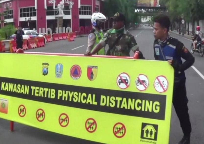 PSBB Surabaya Raya