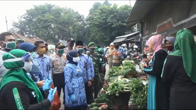 Pemkab Jombang Gagas Belanja Sayur Online