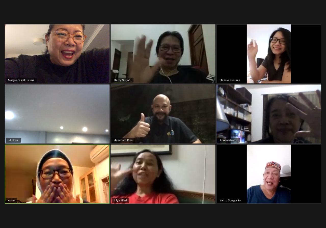 Buka Puasa Virtual Bersama Ketua BPPT