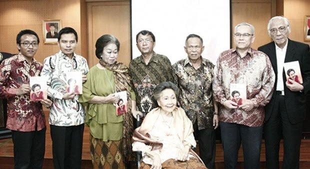 Herawati Diah, Pejuang Pers Indonesia