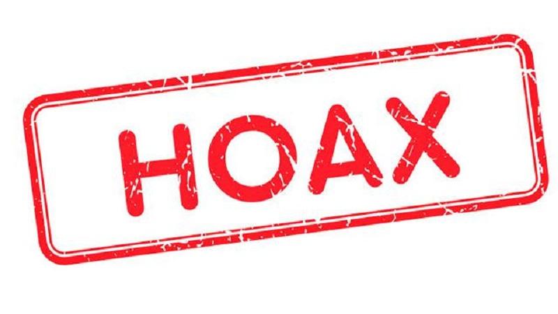 686 Berita Hoax Beredar Selama Corona