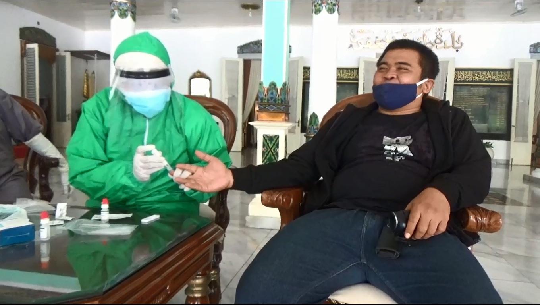 38 Wartawan di Madiun Jalani Rapid Test