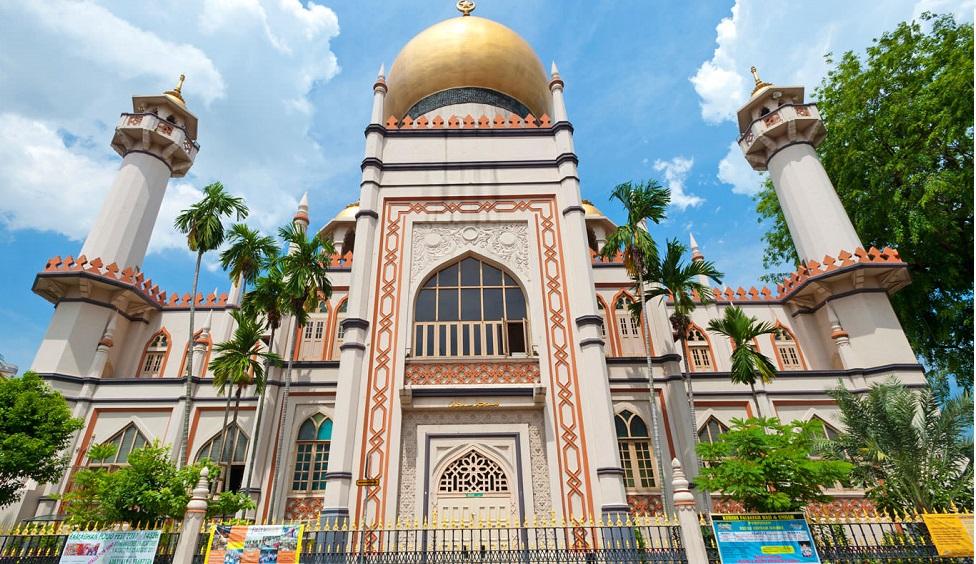 Jumatan di Singapura Wajib Daftar Online