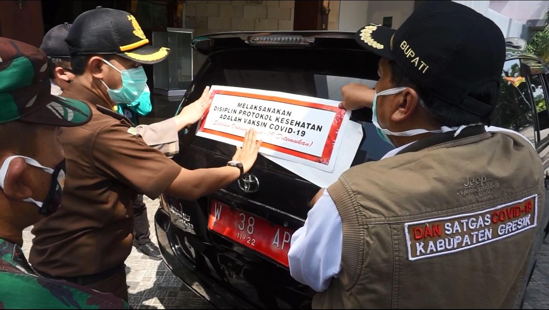 Mobil Dinas Difungsikan untuk Cegah Corona
