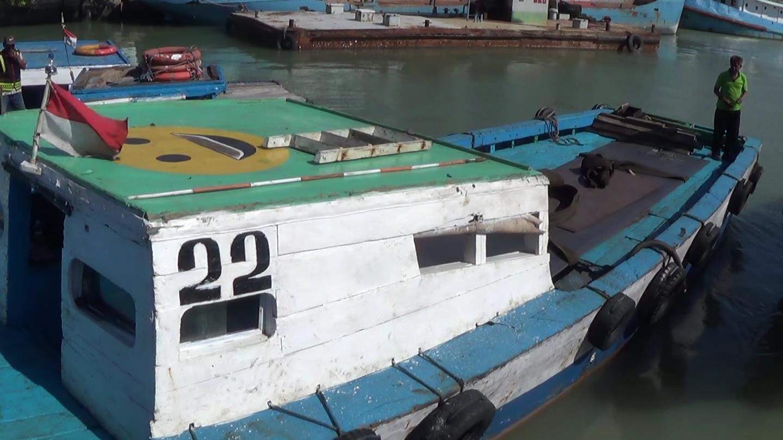 Armada Taksi Laut Tak Bertambah Sejak 1969