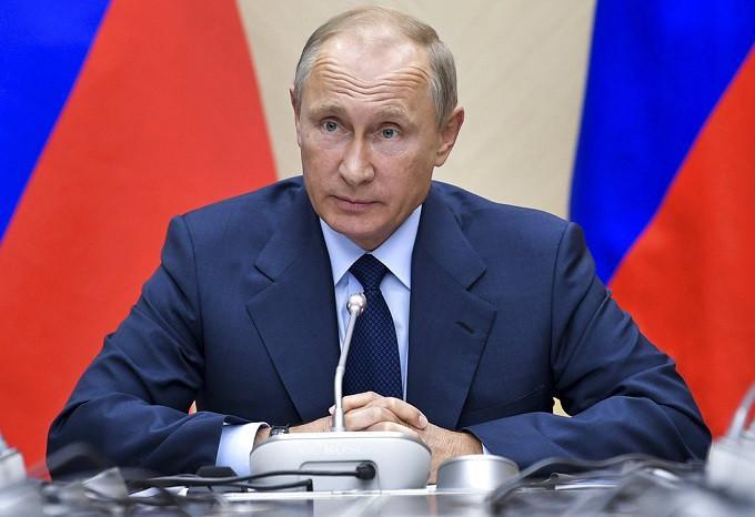 Masuk Kediaman Vladimir Putin Wajib Lewat Terowongan