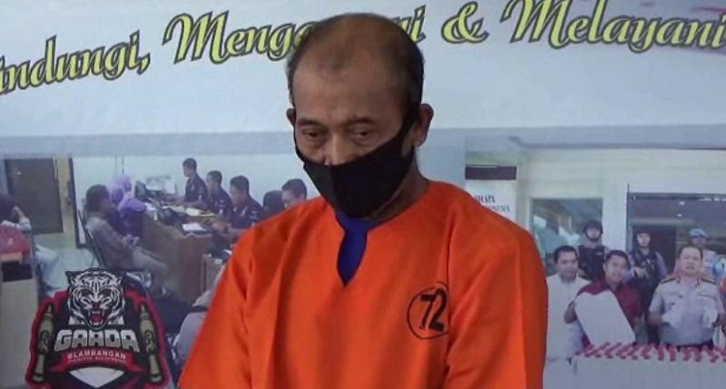 Tega Hamili Anaknya, Ayah Tiri Dijebloskan ke Penjara