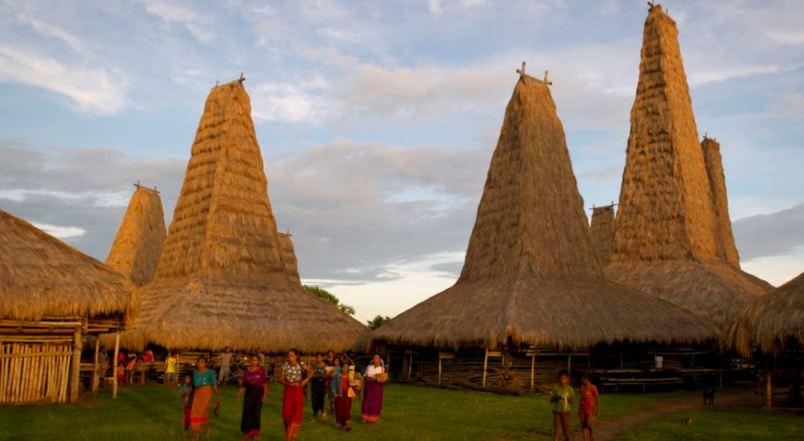 Mengenal Tradisi Kawin Tangkap di Sumba