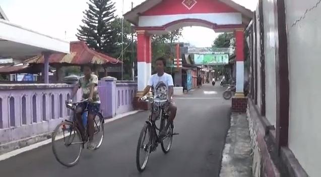 Generasi Milenial Pencita Sepeda Tua