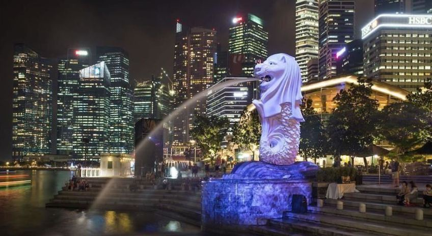 Singapura Masuk Jurang Resesi