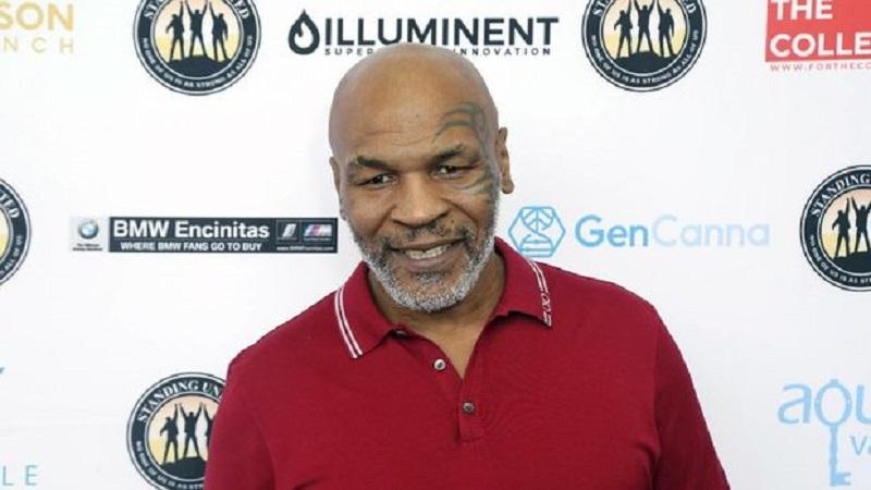 Naik Ring Lagi, Tyson: Saya Bersyukur pada Allah