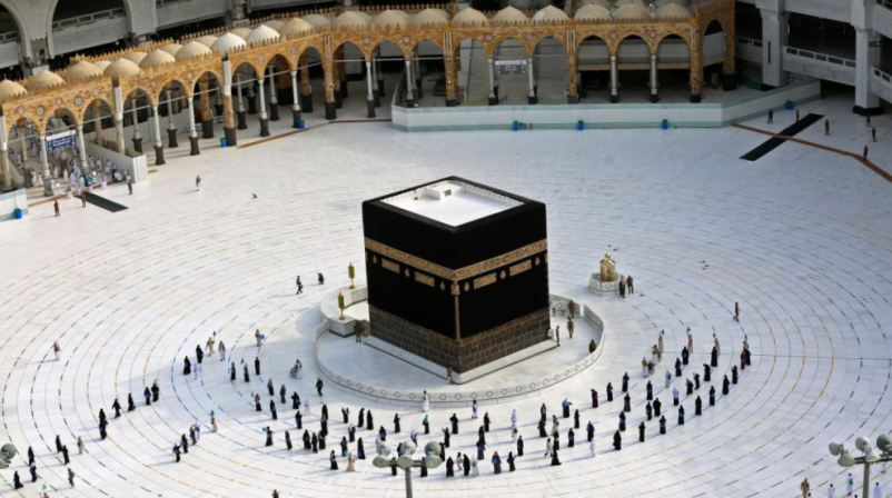 Potret Kesederhanaan Perayaan Idul Adha