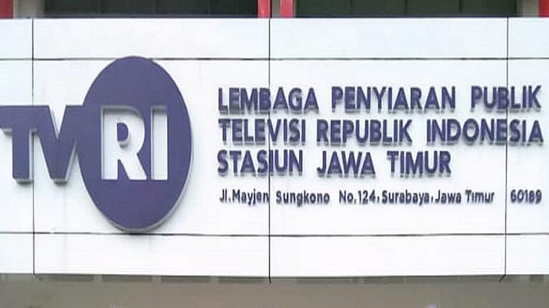 Dua Karyawan Meninggal, TVRI Jatim Stop Siaran Lokal