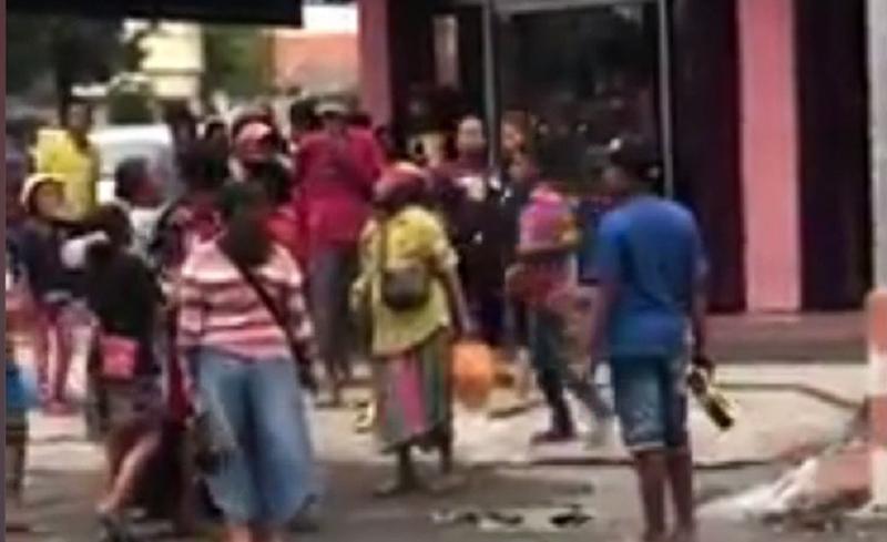 Kelompok Anjal dan Gepeng di Mojokerto Tawuran