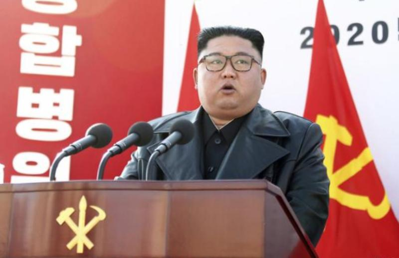 Kim Jong Un Ucapkan Selamat HUT ke-75 RI