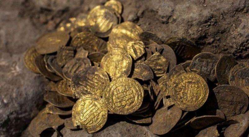 Koin Emas Era Kekhalifahan Islam Ditemukan