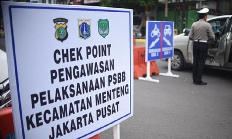 PSBB DKI Diperpanjang, PDIP: Gak Ada Gunanya
