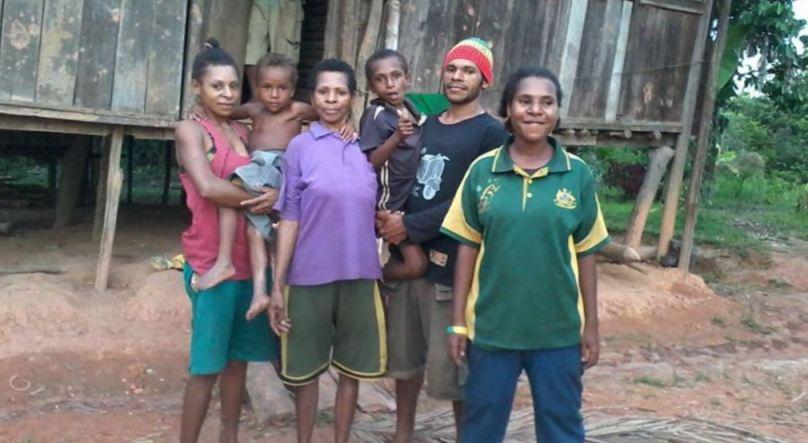 Kisah Anak Papua Mengangkat Harkat Keluarga (1)