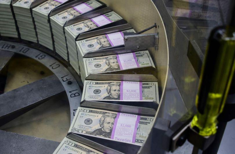 Anggaran Amerika Defisit US$2,81 Triliun