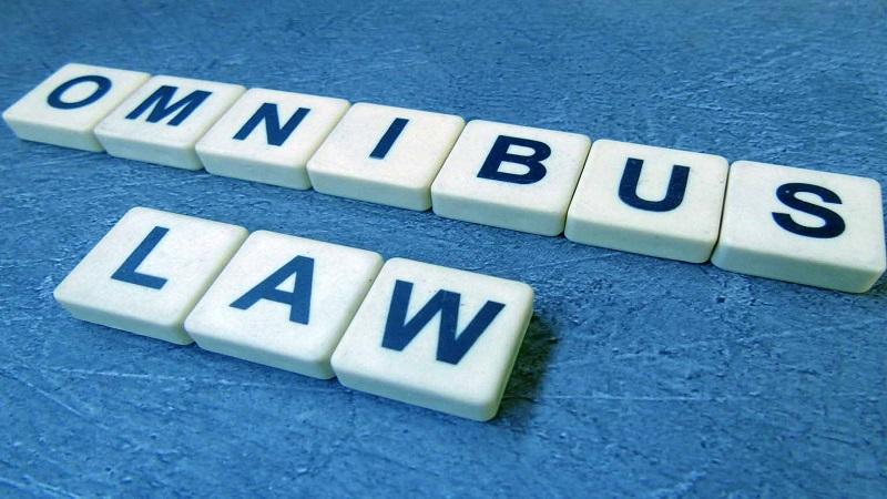 Ketika Buruh Bergabung Bahas Omnibus Law (1)