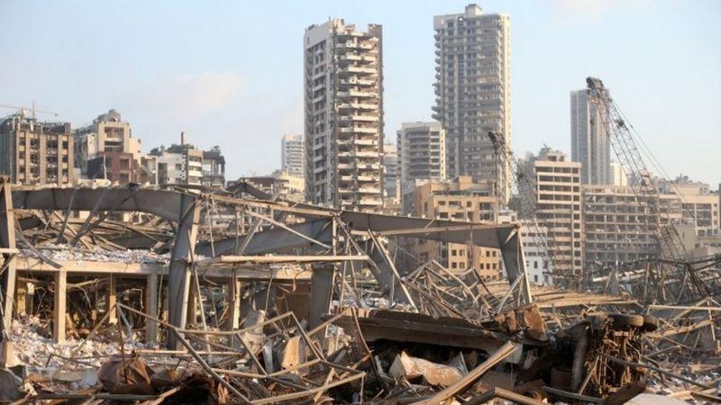 Derita Lebanon, 300 Ribu Warga Kehilangan Tempat Tinggal (2)