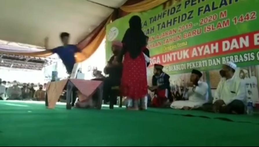 Syekh Ali Jaber diserang saat ceramah