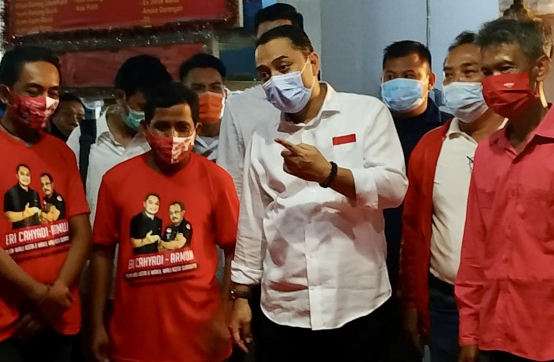Warga Sukolilo Yakin Eri Cahyadi Jadikan Surabaya Keren di Mata Dunia