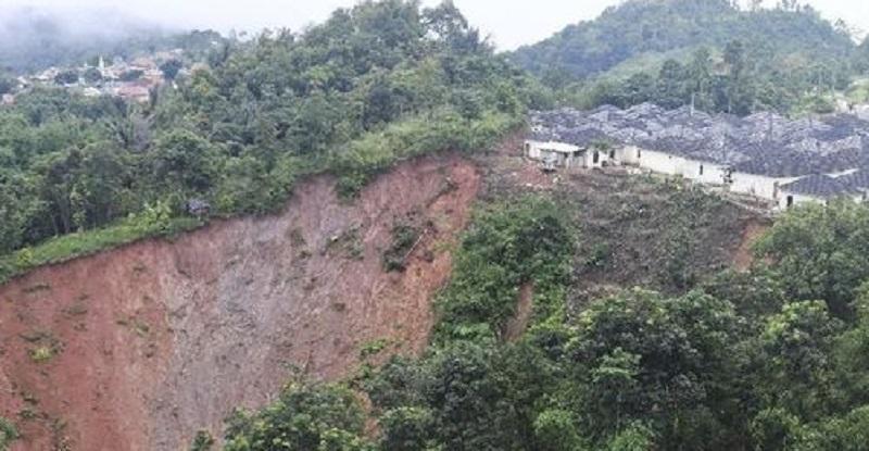 Akibat Hujan Ekstrem, Bogor Dikepung Bencana