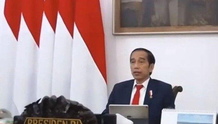 Jokowi: Jangan Buru-buru Menutup Wilayah