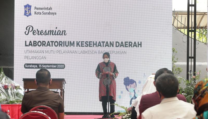 Begini Syarat Pemeriksaan Swab di Labkesda Surabaya