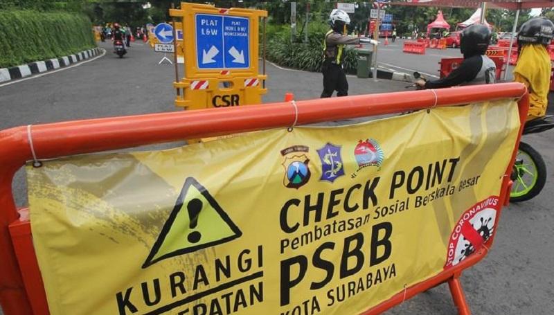 Pendatang Masuk Kota Surabaya Wajib Tes Covid-19
