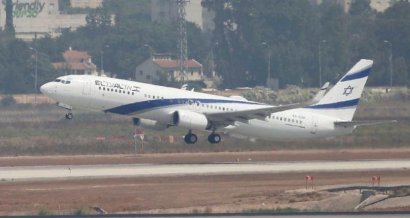 Penerbangan Israel-UEA Dihiasi 3 Bahasa
