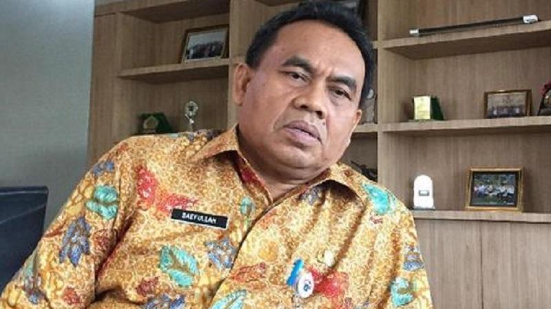 Sekda DKI Jakarta Meninggal Terpapar Corona