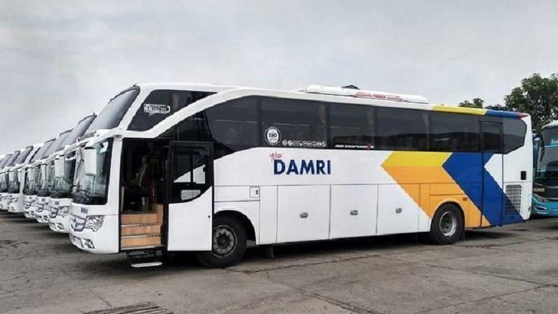 Damri Segera Uji Coba Bus Energi Listrik
