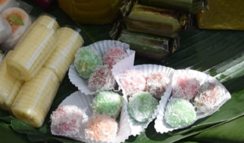Jajanan Nusantara, Hidangan Istana Negara