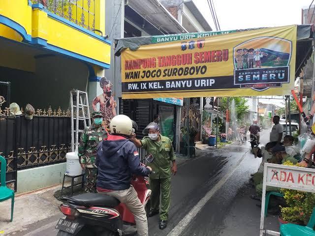 Dana Kampung Tangguh Suroboyo Segera Dicairkan