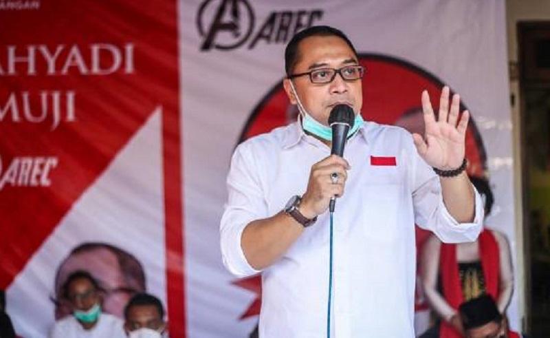 Paham Surabaya, Begini Jurus Eri Cahyadi Benahi Kampung
