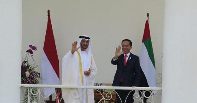 Jokowi Dijadikan Nama Jalan di Abu Dhabi