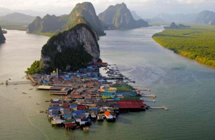 Koh Panyee, Pulau Cantik Temuan Orang Indonesia