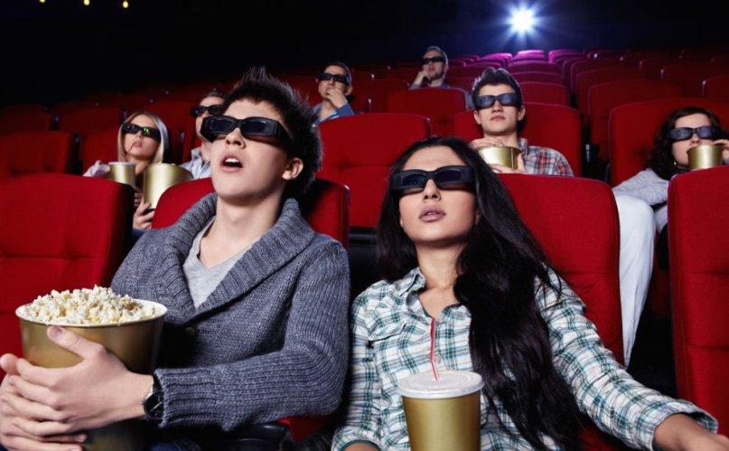 Nonton di Bioskop Sehatkan Jantung