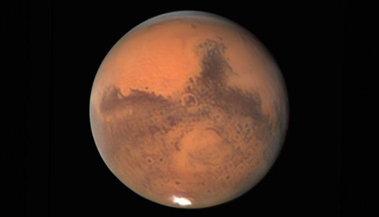 Mars dan Bumi dalam Jarak Terdekat