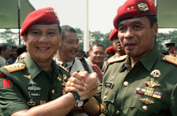 Pejabat AS Sebut Prabowo Tokoh Kunci