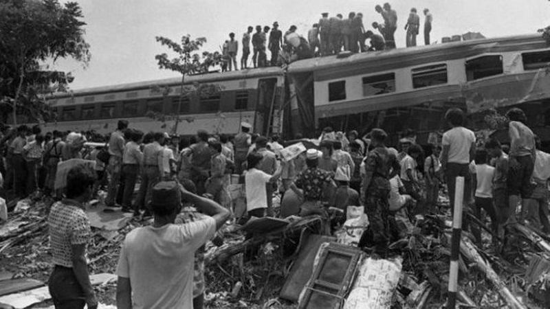 Mengenang Tragedi Bintaro (1)