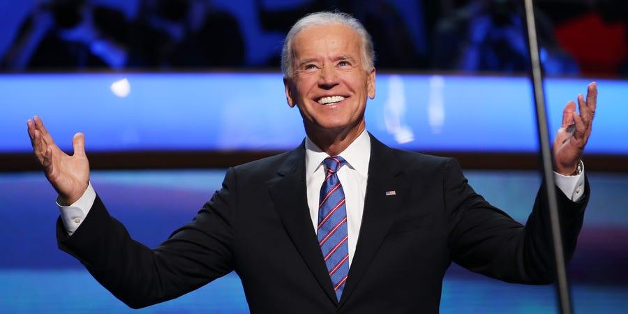 Joe Biden Ucap Insya Allah, Netizen Berkicau
