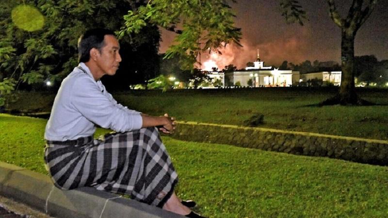 Hari Santri dan Politik Jokowi (1)
