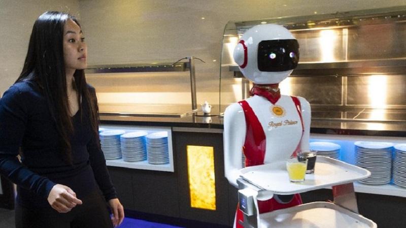 Kebangkitan Para Robot Usai Pandemi (2-habis)