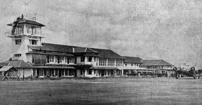 Nasib Bandara Internasional Pertama di Indonesia