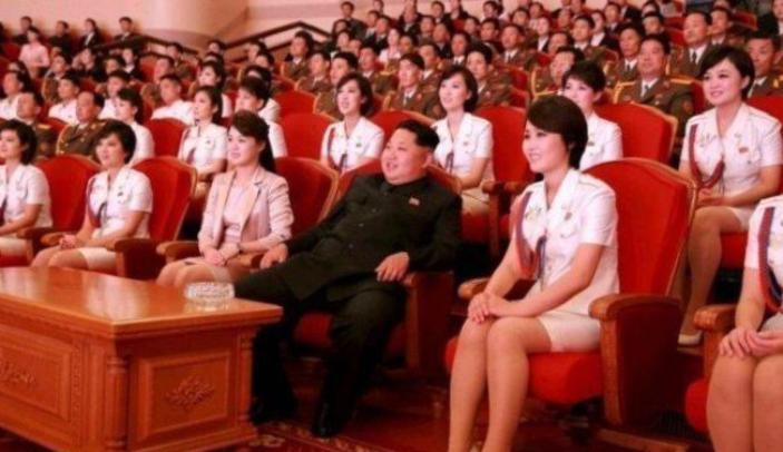 Saat Muda, Kim Jong Un Takut Perempuan