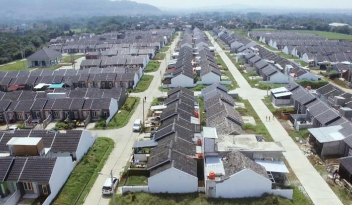 Pembiayaan Perumahan Dialokasikan Rp30 Triliun
