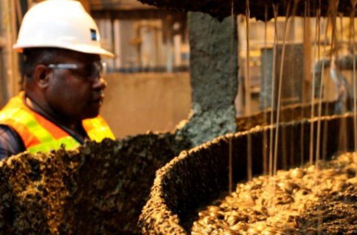 Produksi Mineral Tak Terpengaruh Corona